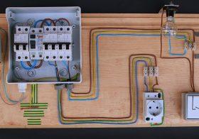 Proyectos de casas con instalación eléctrica