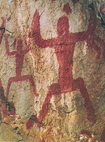 danza prehistoria
