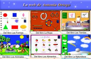 Web de antoniaortega