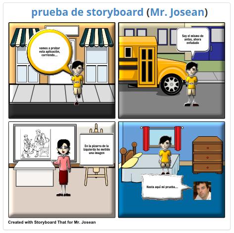storyboard prueba