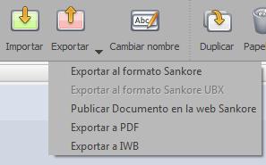 exportado sankore