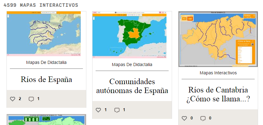 didact mapas