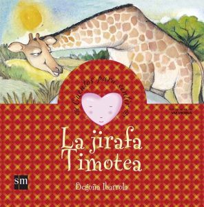17 La jirafa Timotea