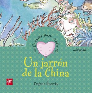 21 Un jarrón de la china
