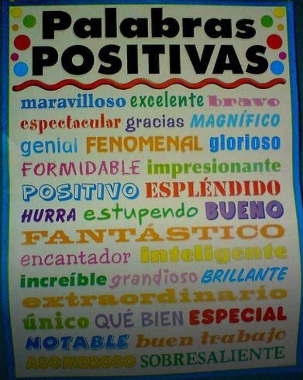 palabras positivas 2