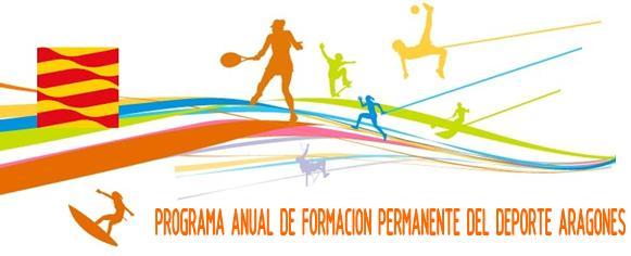 PROGRAMA FORMACIÓN PERMANENTE DEPORTE ARAGONES