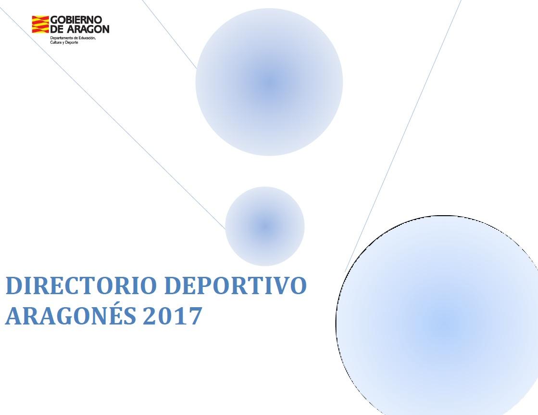 Directorio Deportivo 2017