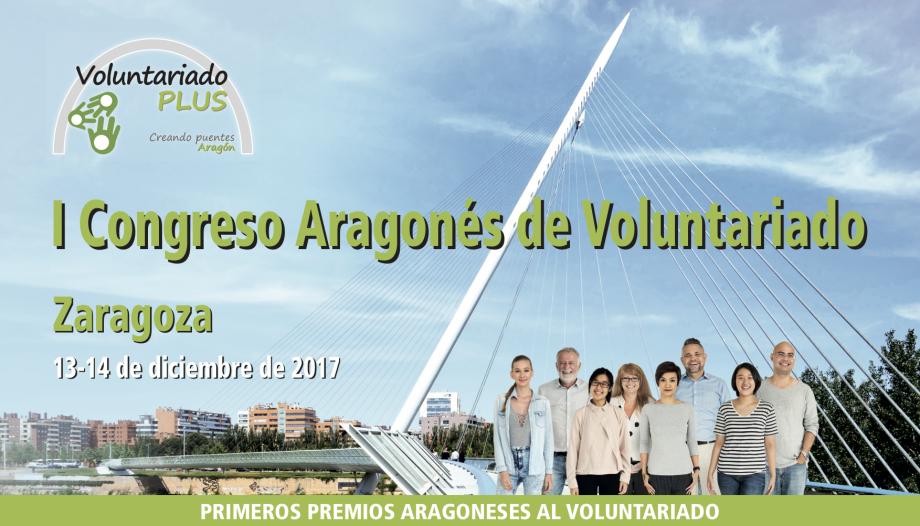 I Congreso Aragonés de Voluntariado