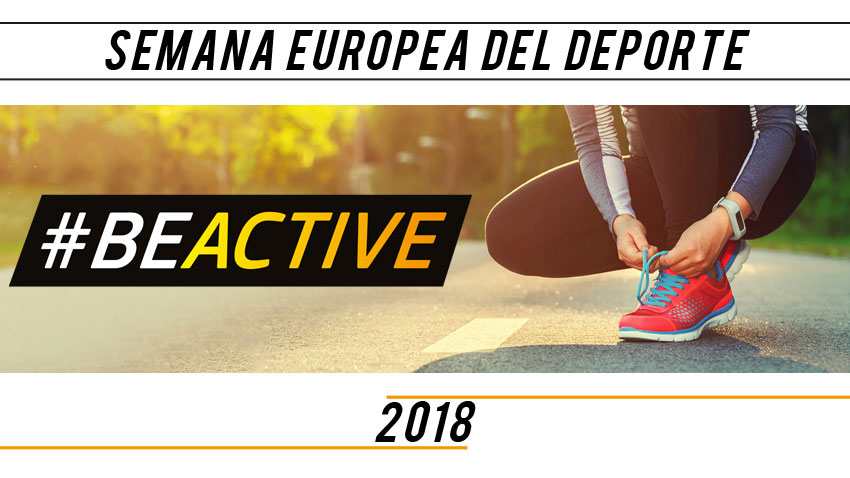 IV Semana Europea del Deporte 2018