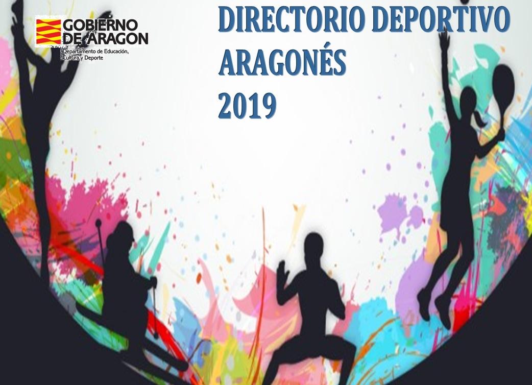 DIRECTORIO ARAGONÉS DEPORTIVO 2019