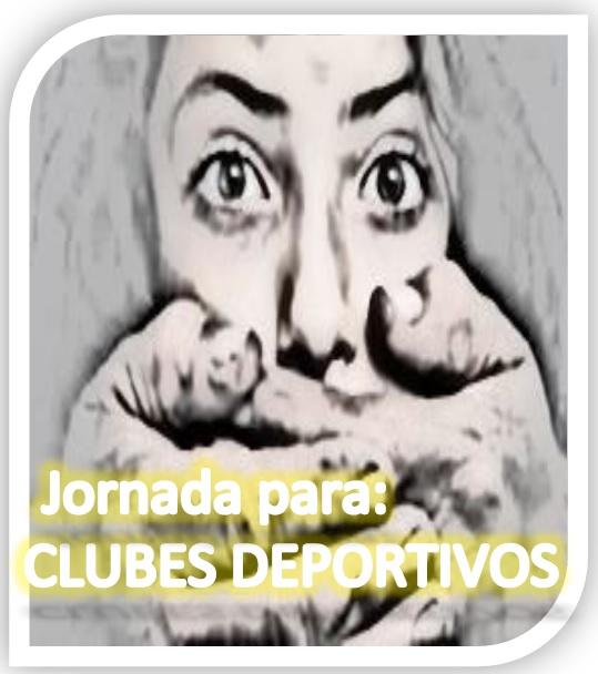 """Jornada: """"Presentación del servicio de asesoramiento a Clubes Deportivos Aragoneses: Programa de prevención y detección de la violencia de género en el deporte""""."""