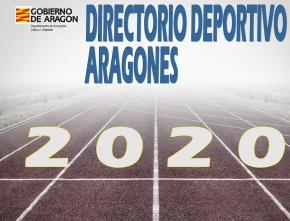 DIRECTORIO ARAGONÉS DEPORTIVO 2020