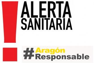 Alerta sanitaria para el control de la pandemia COVID-19 en Aragón