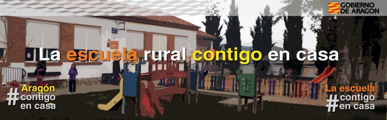 LA ESCUELA RURAL CONTIGO EN CASA