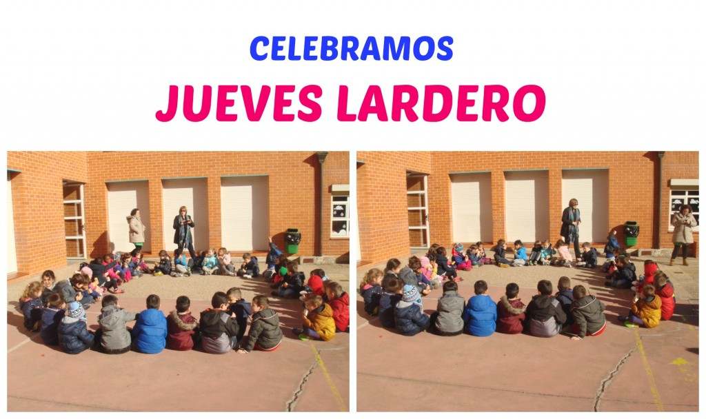 JUEVES LARDERO