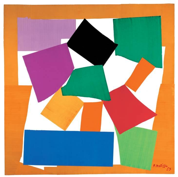 El caracol-Henri Matisse