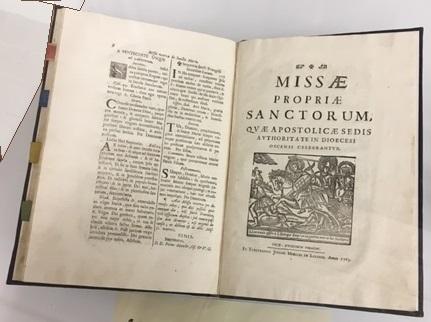 Missae propiae Sanctorum