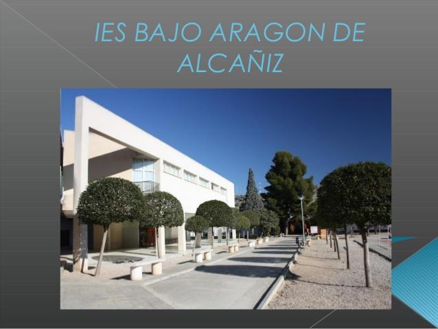 IES Bajo Aragón