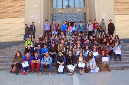 Todos los participantes en Zaragoza