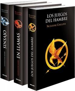Trilogia-Los-Juegos-Del-Hambre