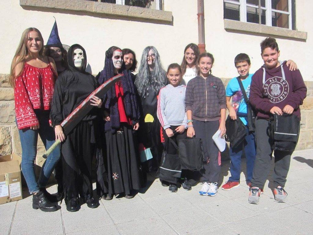 Anastasia, Celia, Isabel, Eva, Rodrigo y Mauro: Algunos de los ganadores de los concursos literarios