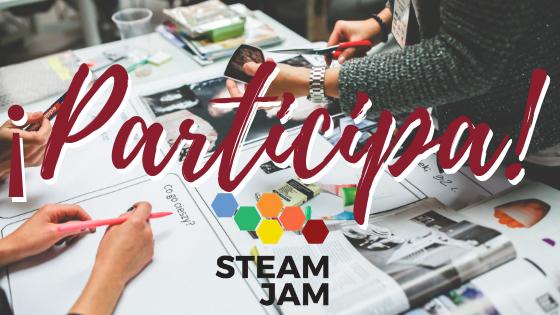 PARTICIPA STEAM JAM 2019