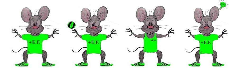 Un Ratón de Patio